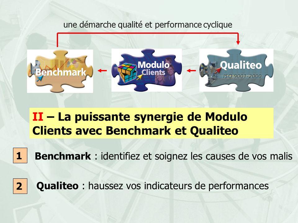 une démarche qualité et performance cyclique