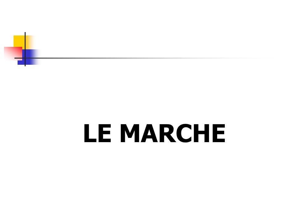 LE MARCHE