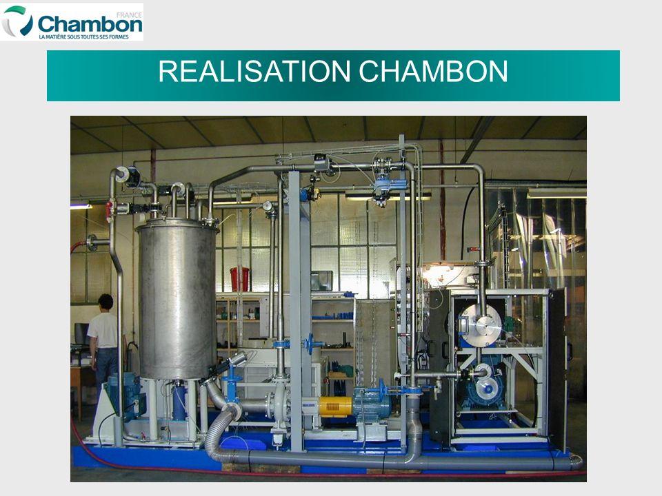 REALISATION CHAMBON