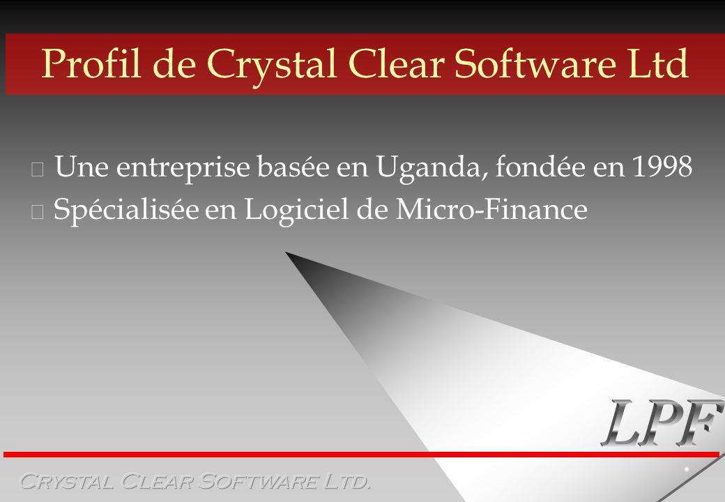 Profil de Crystal Clear Software Ltd