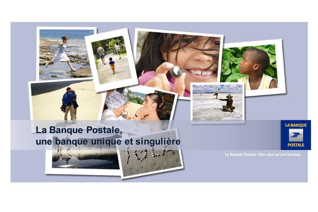 La Banque Postale, une banque unique et singulière