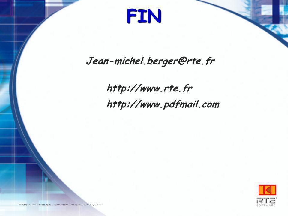 FIN Jean-michel.berger@rte.fr http://www.rte.fr http://www.pdfmail.com