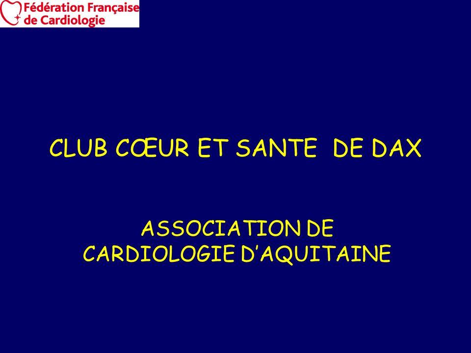 CLUB CŒUR ET SANTE DE DAX