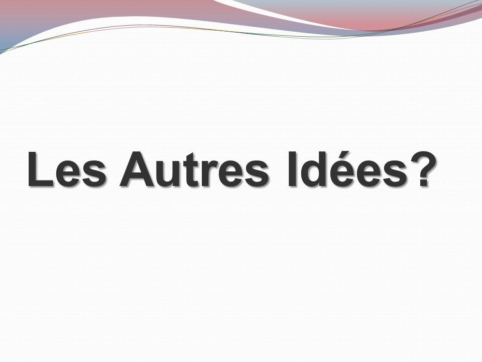 Les Autres Idées.