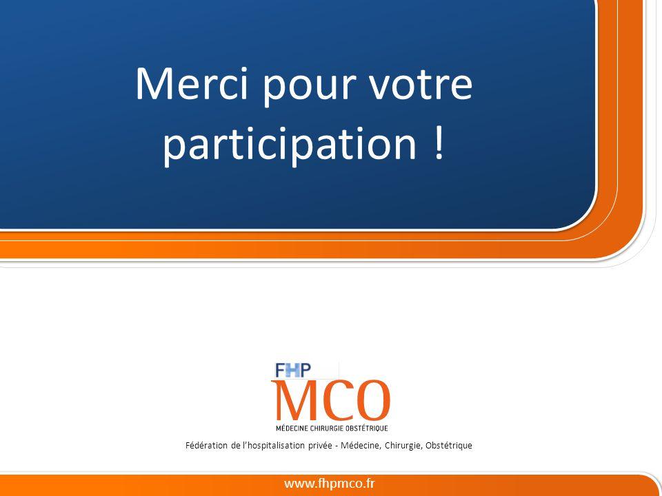 Merci pour votre participation !
