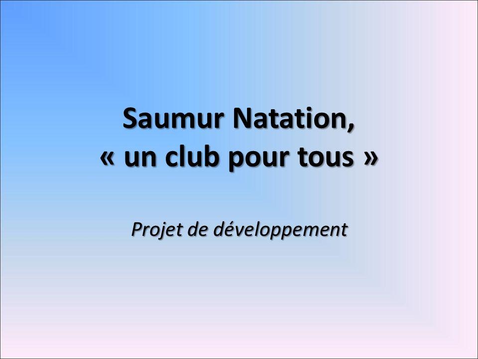 Saumur Natation, « un club pour tous »
