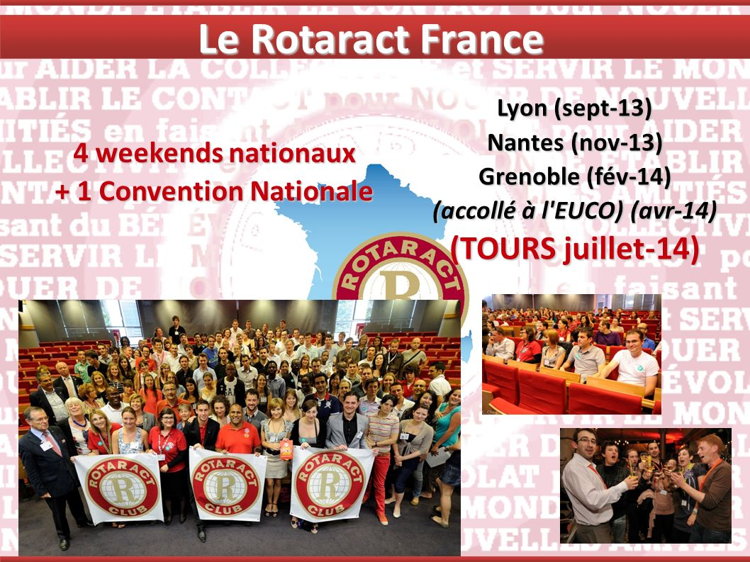 (accollé à l EUCO) (avr-14) + 1 Convention Nationale