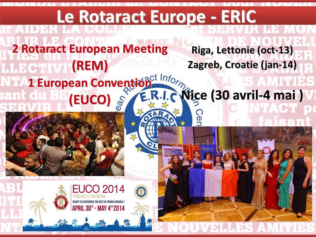 Le Rotaract Europe - ERIC 2 Rotaract European Meeting