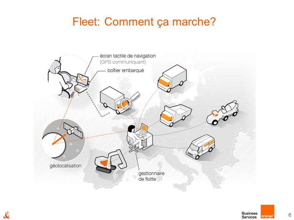 Fleet: Comment ça marche