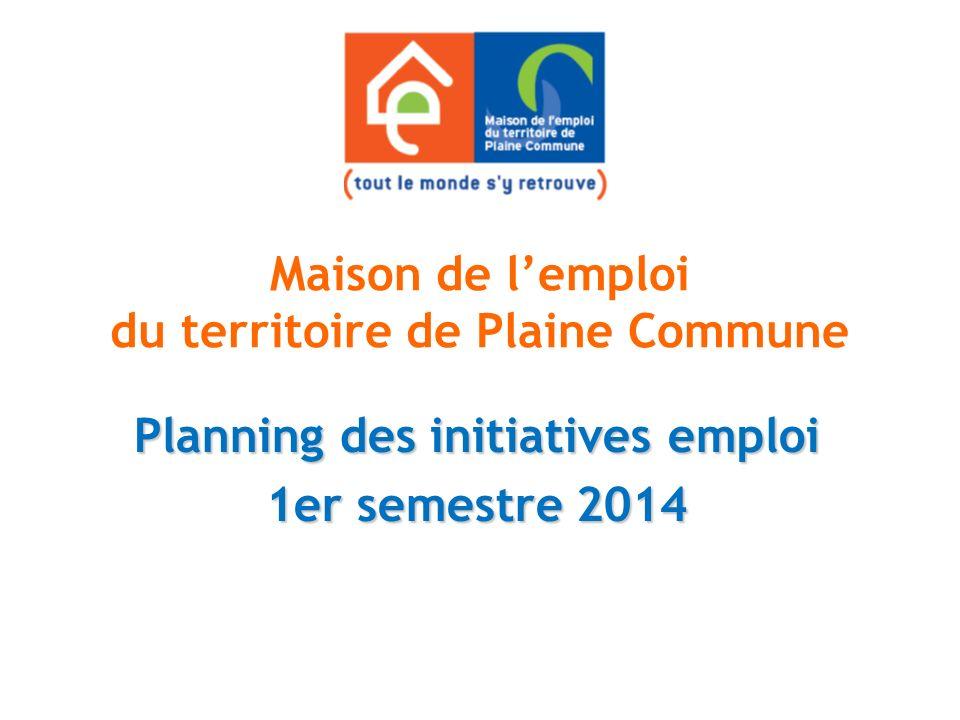 Maison de l'emploi du territoire de Plaine Commune