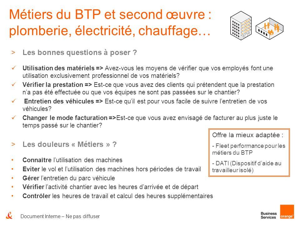 Métiers du BTP et second œuvre : plomberie, électricité, chauffage…