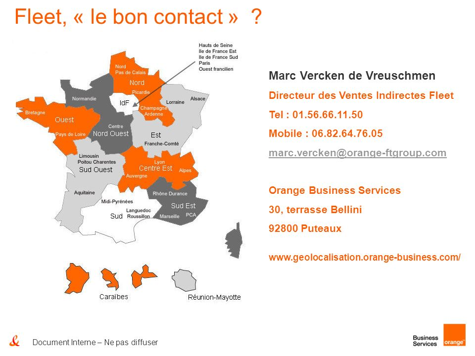 Fleet, « le bon contact » Marc Vercken de Vreuschmen