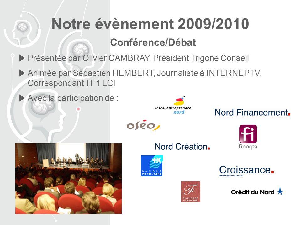 Notre évènement 2009/2010 Conférence/Débat
