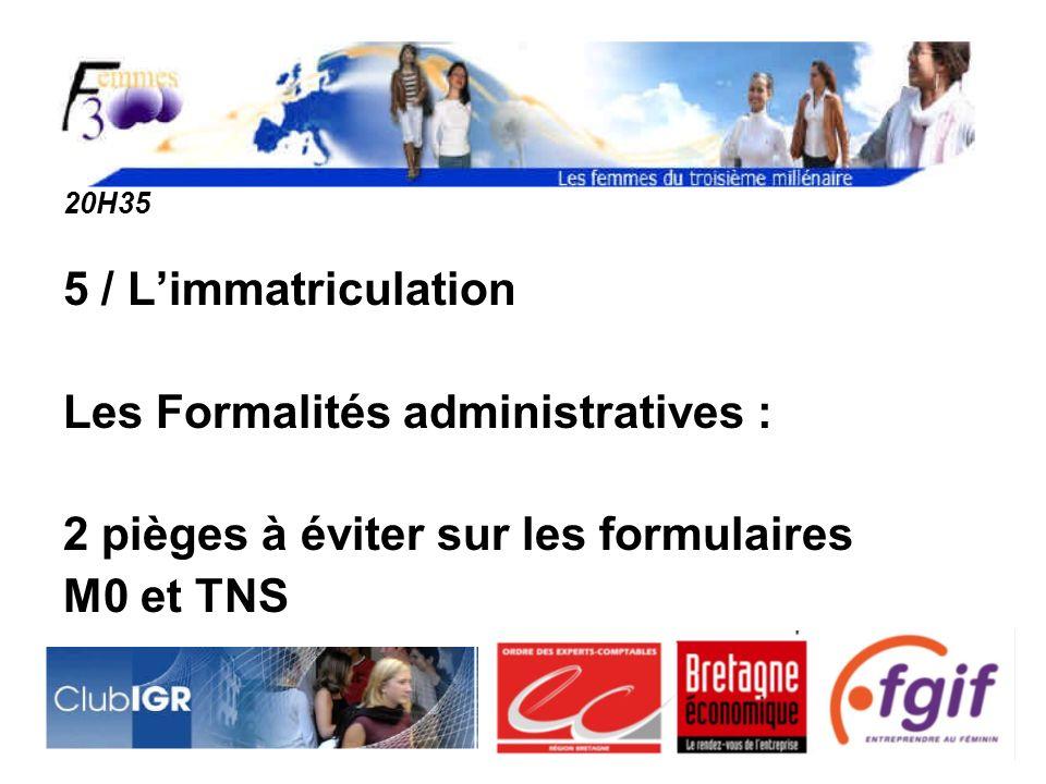 Les Formalités administratives : 2 pièges à éviter sur les formulaires