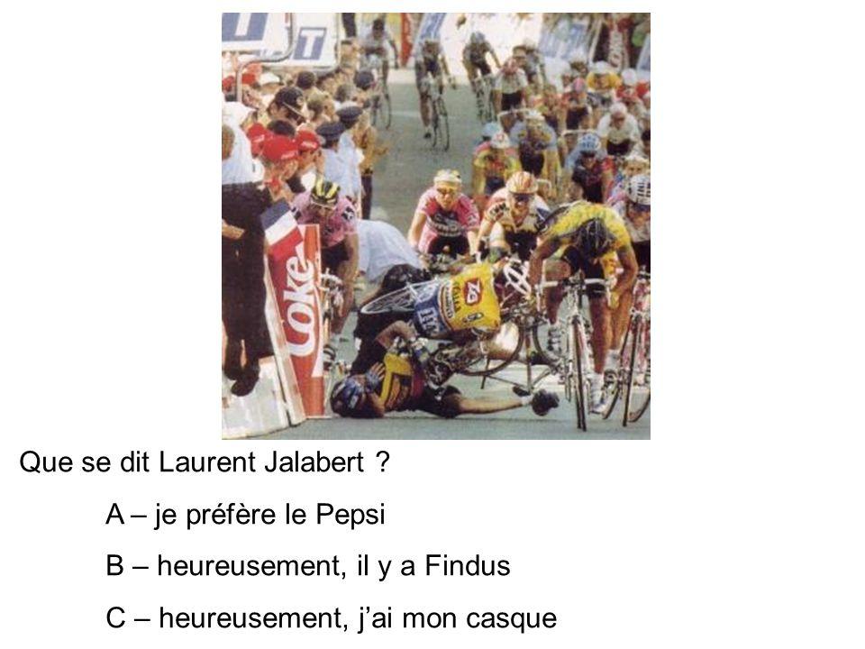 Que se dit Laurent Jalabert