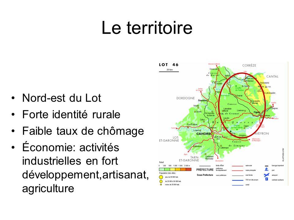 Le territoire Nord-est du Lot Forte identité rurale