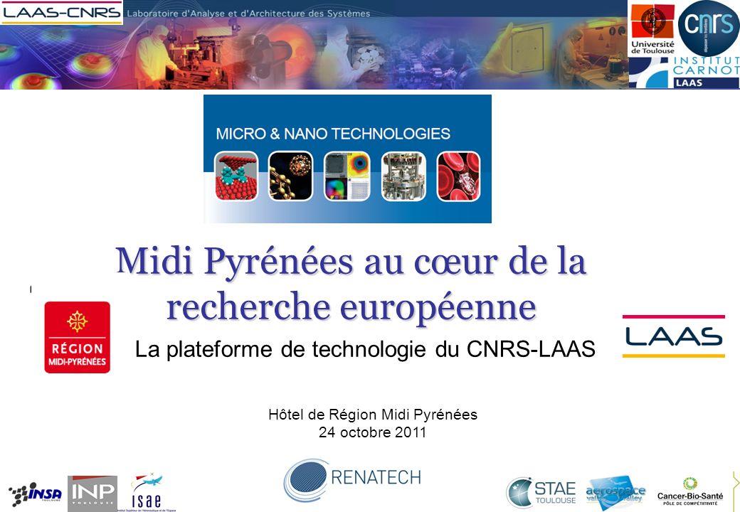Midi Pyrénées au cœur de la recherche européenne