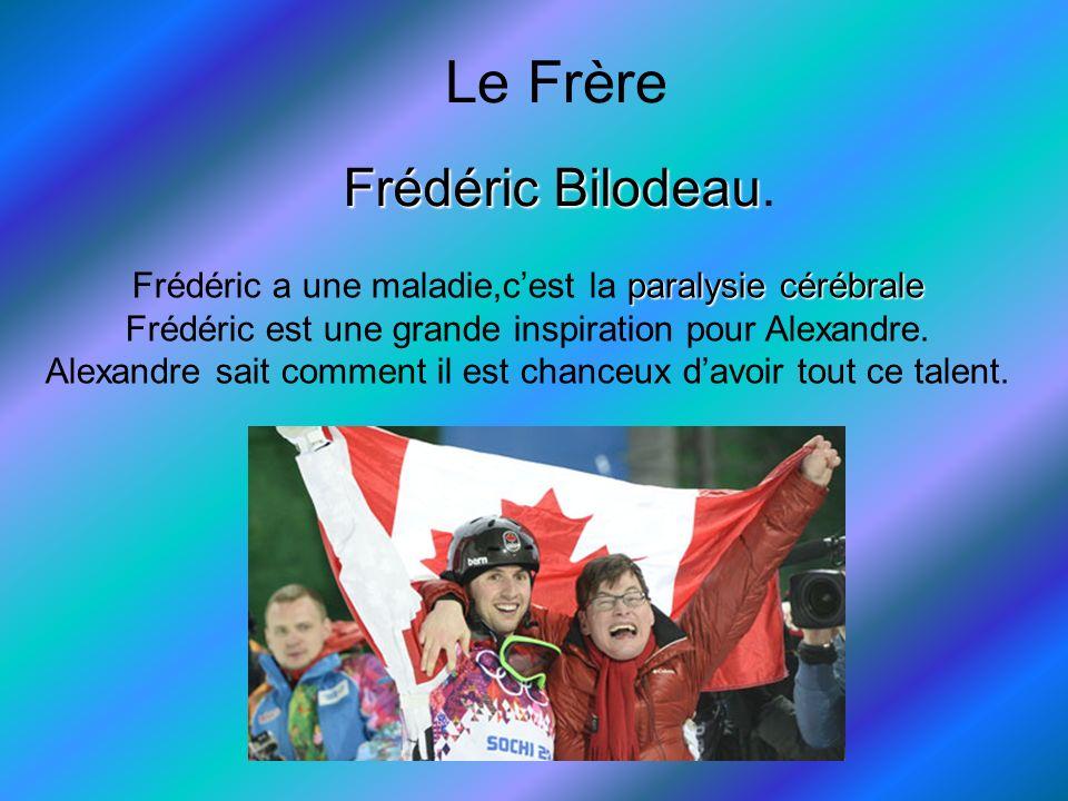 Le Frère Frédéric Bilodeau.