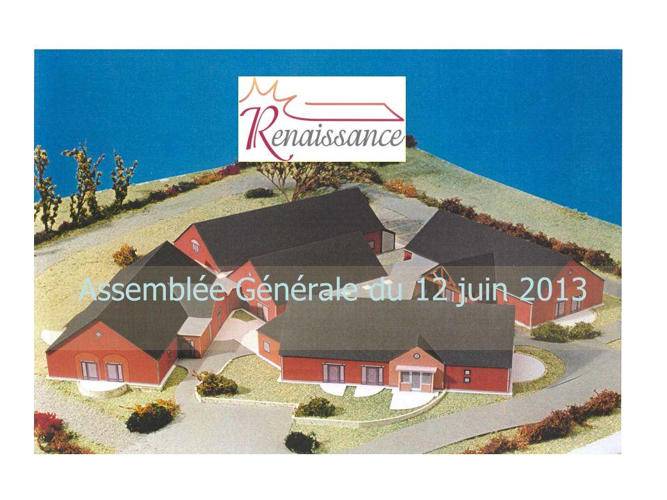 Assemblée Générale du 12 juin 2013