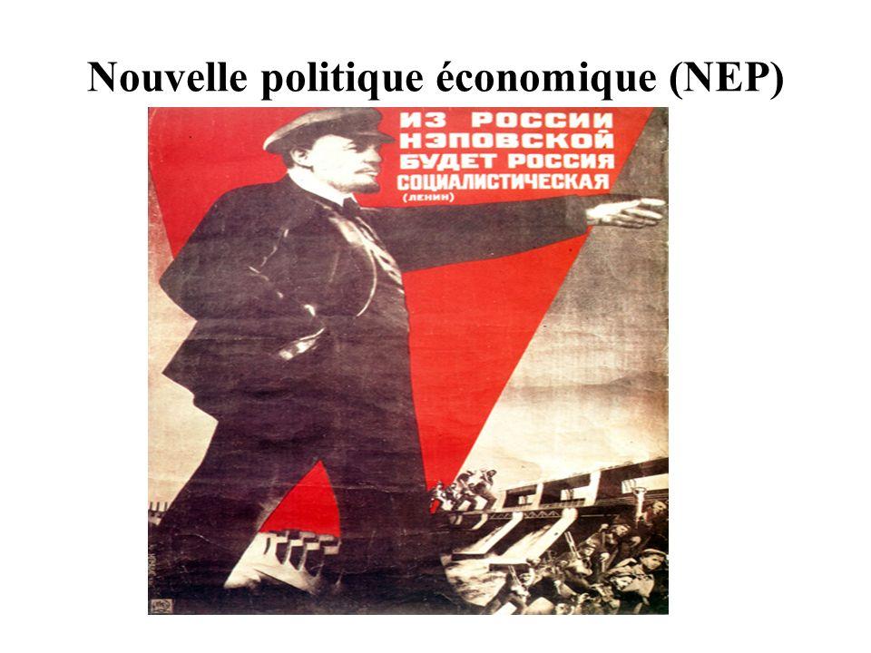 Nouvelle politique économique (NEP)