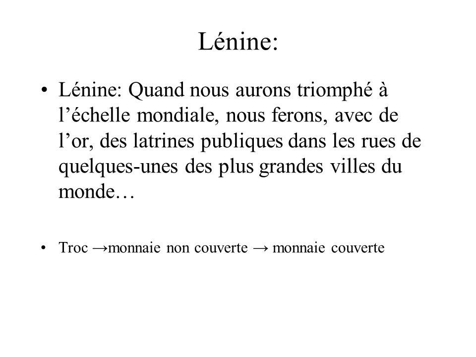 Lénine: