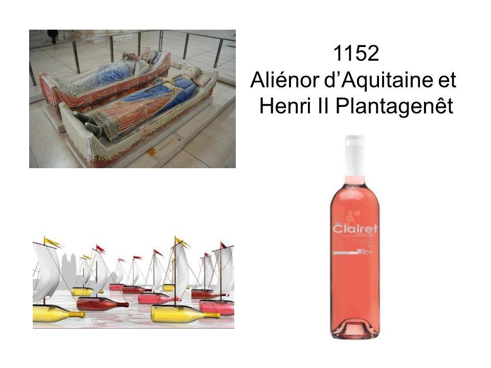 Aliénor d'Aquitaine et
