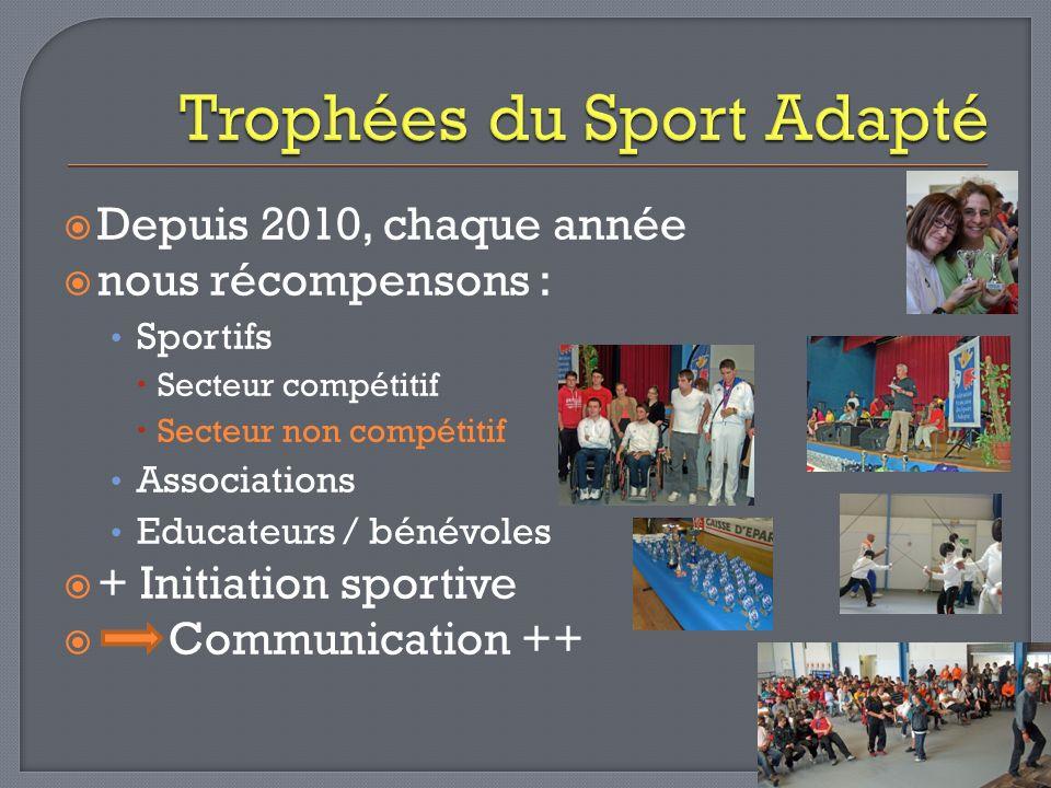 Trophées du Sport Adapté