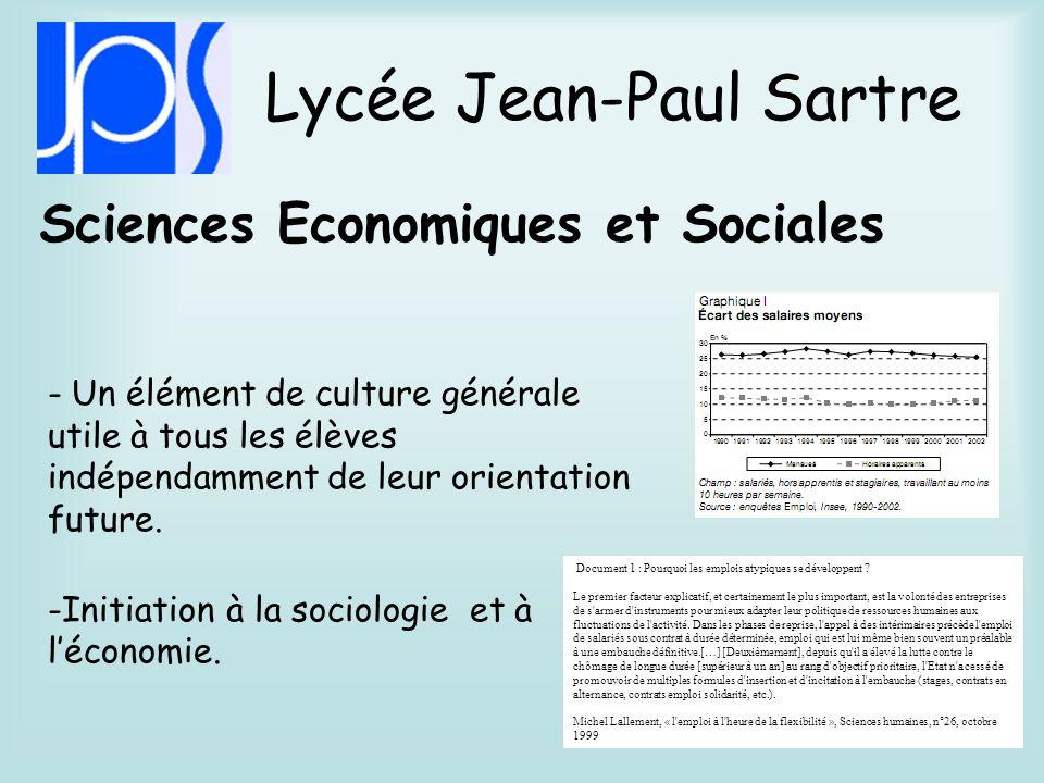 Lycée Jean-Paul Sartre