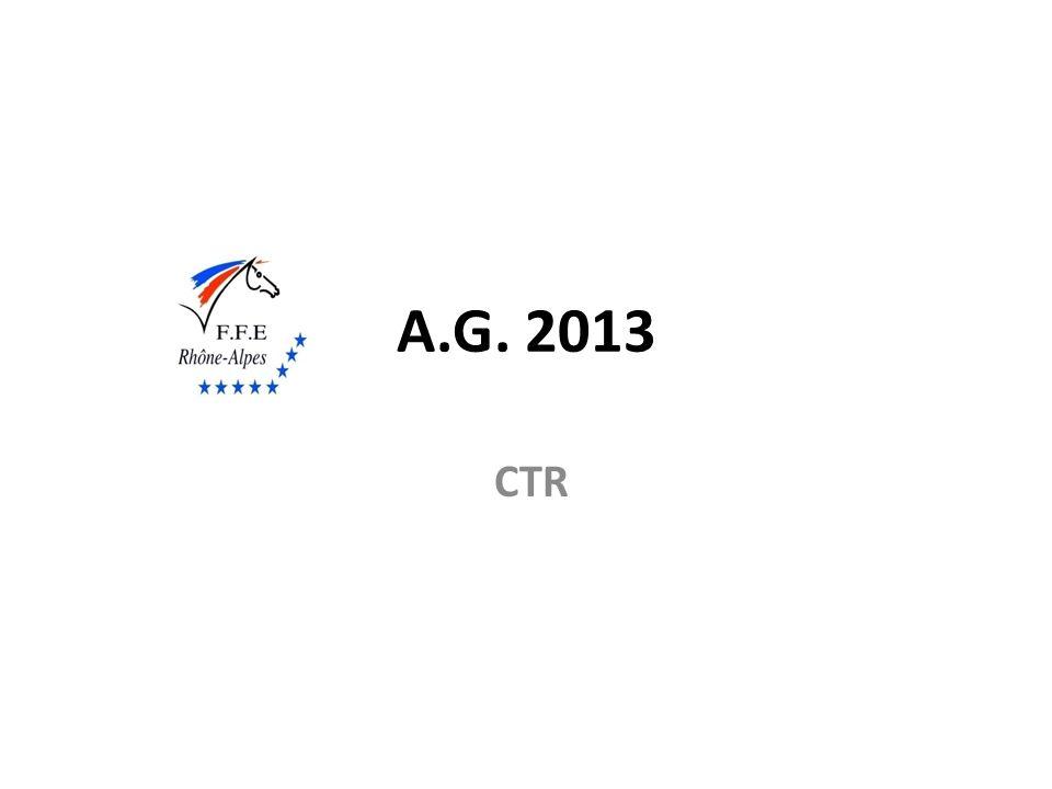 A.G. 2013 CTR