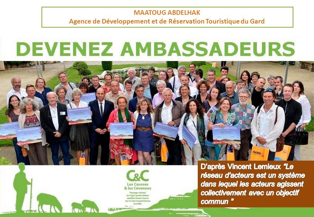 Agence de Développement et de Réservation Touristique du Gard