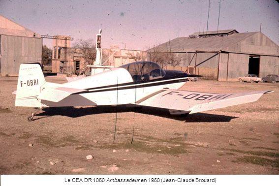 Le CEA DR 1050 Ambassadeur en 1960 (Jean-Claude Brouard)