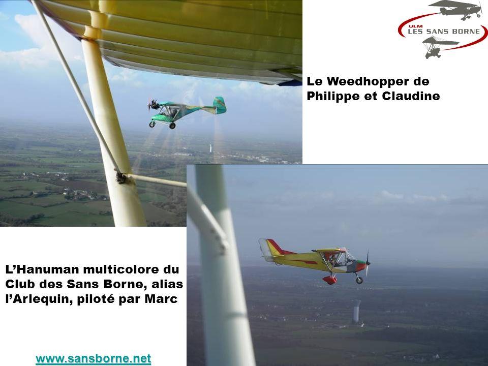 Le Weedhopper de Philippe et Claudine