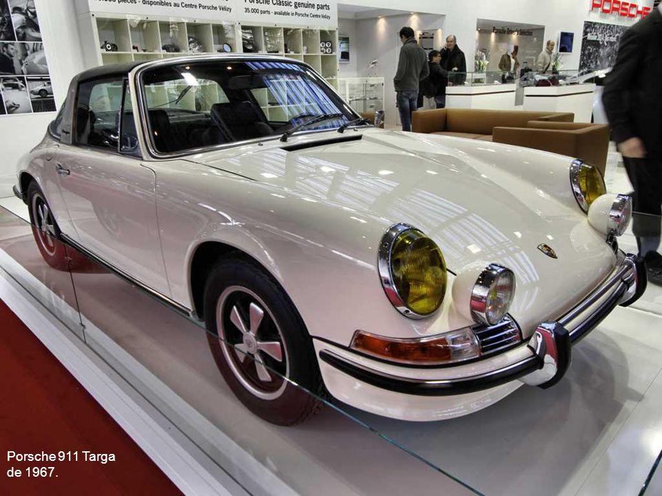Porsche 911 Targa de 1967.