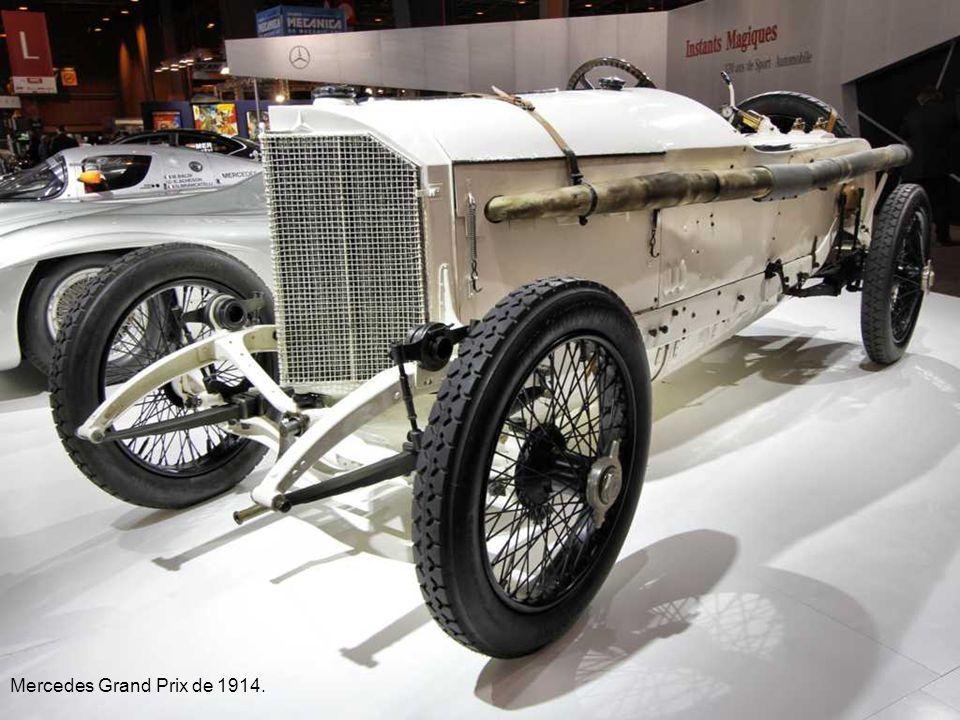 Mercedes Grand Prix de 1914.