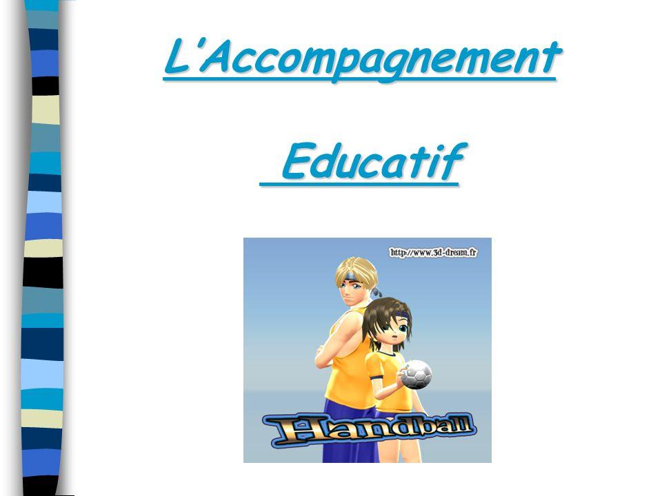 L'Accompagnement Educatif