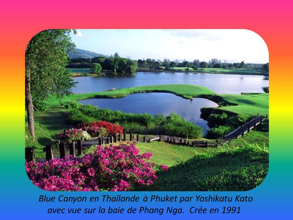 Blue Canyon en Thaïlande à Phuket par Yoshikatu Kato