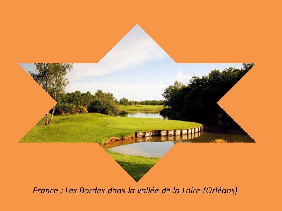 France : Les Bordes dans la vallée de la Loire (Orléans)