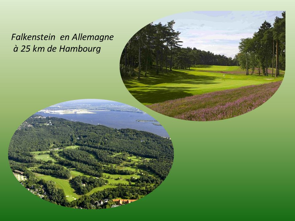Falkenstein en Allemagne