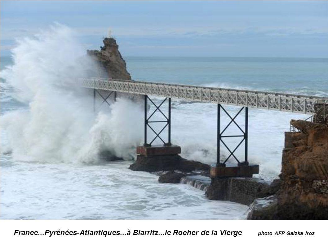 France. Pyrénées-Atlantiques. à Biarritz