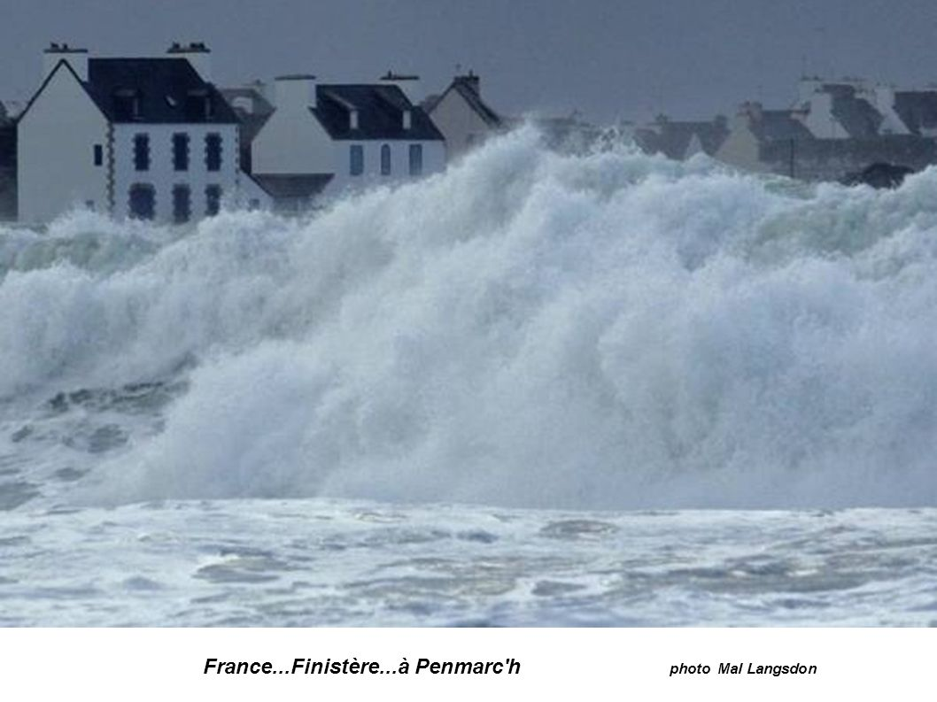 France...Finistère...à Penmarc h photo Mal Langsdon