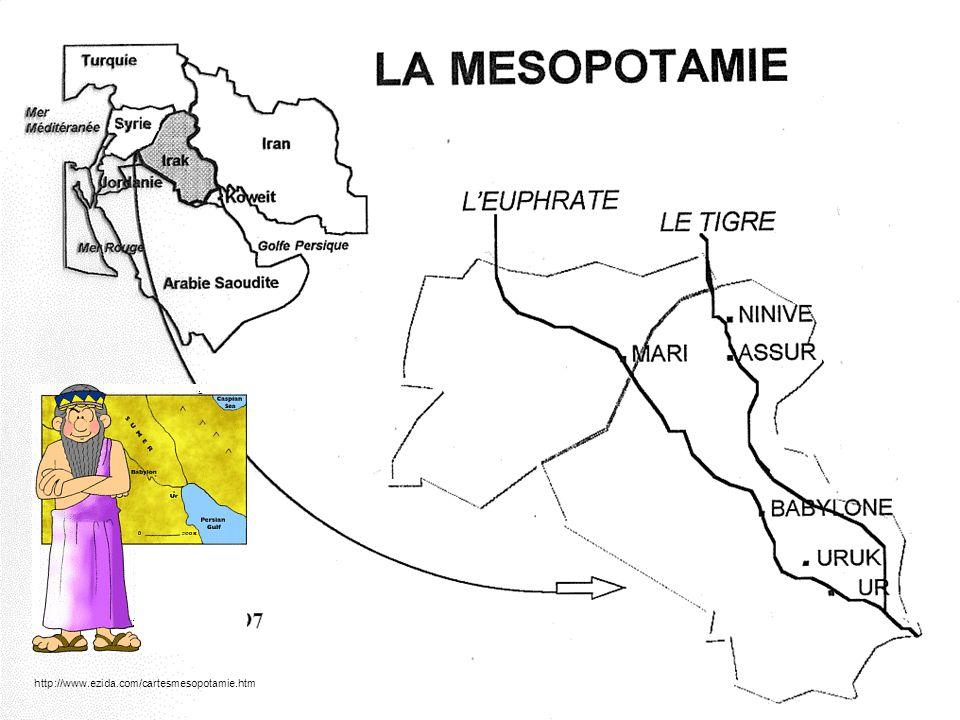 http://www.ezida.com/cartesmesopotamie.htm