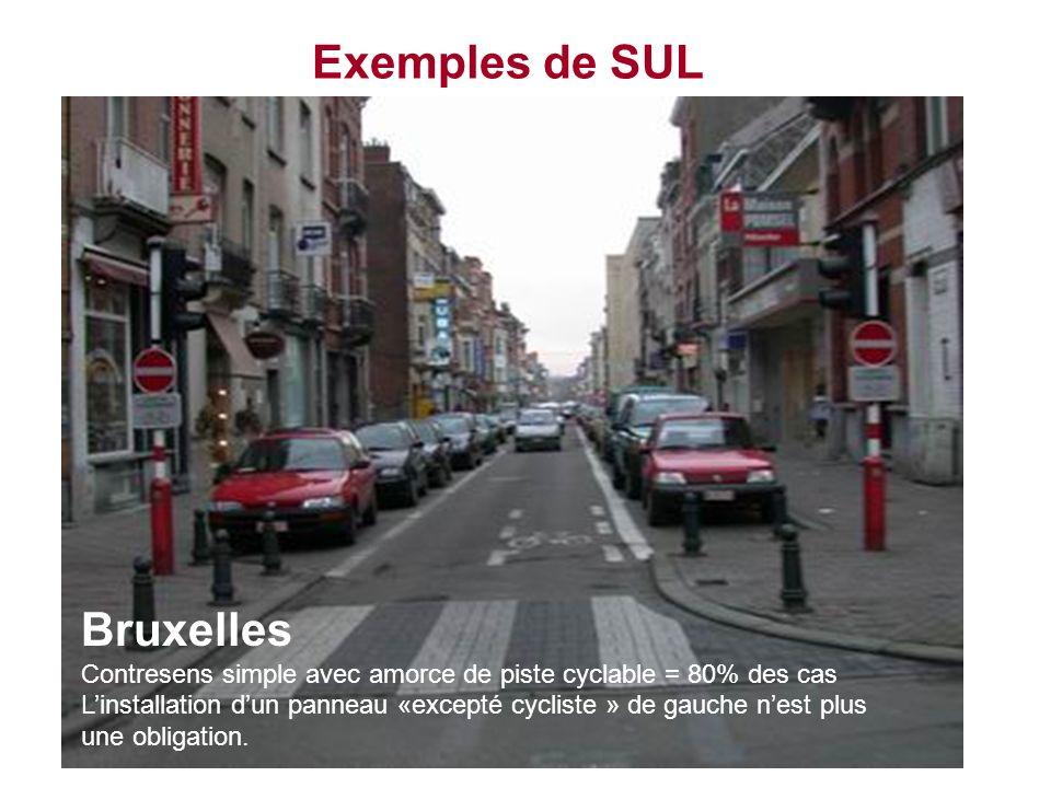 Exemples de SUL
