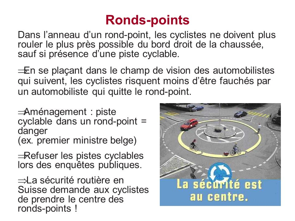 Ronds-points