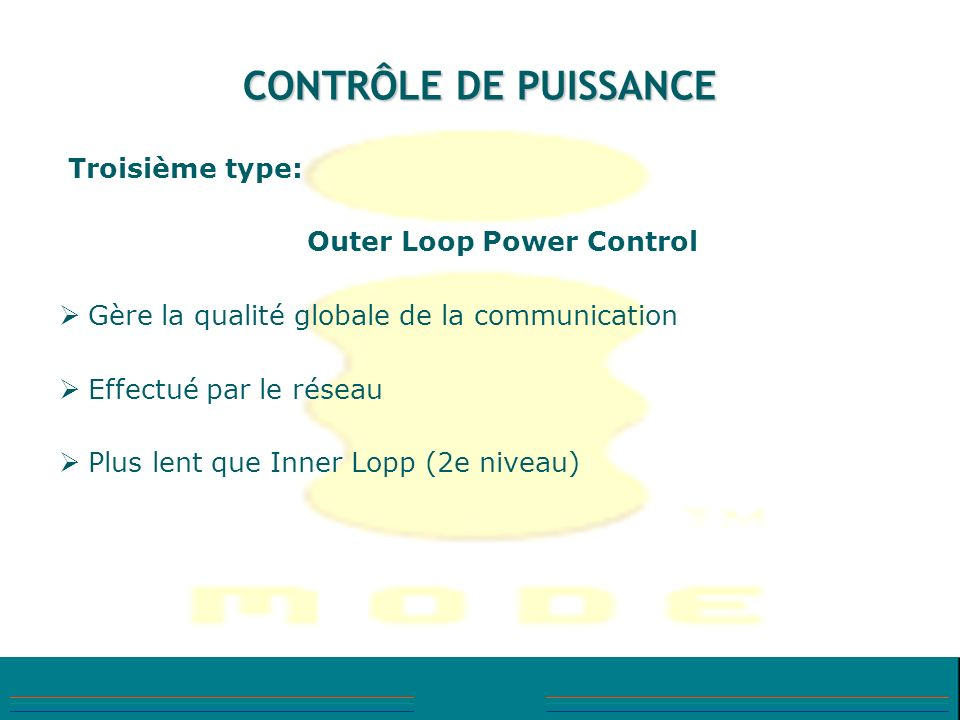 Outer Loop Power Control