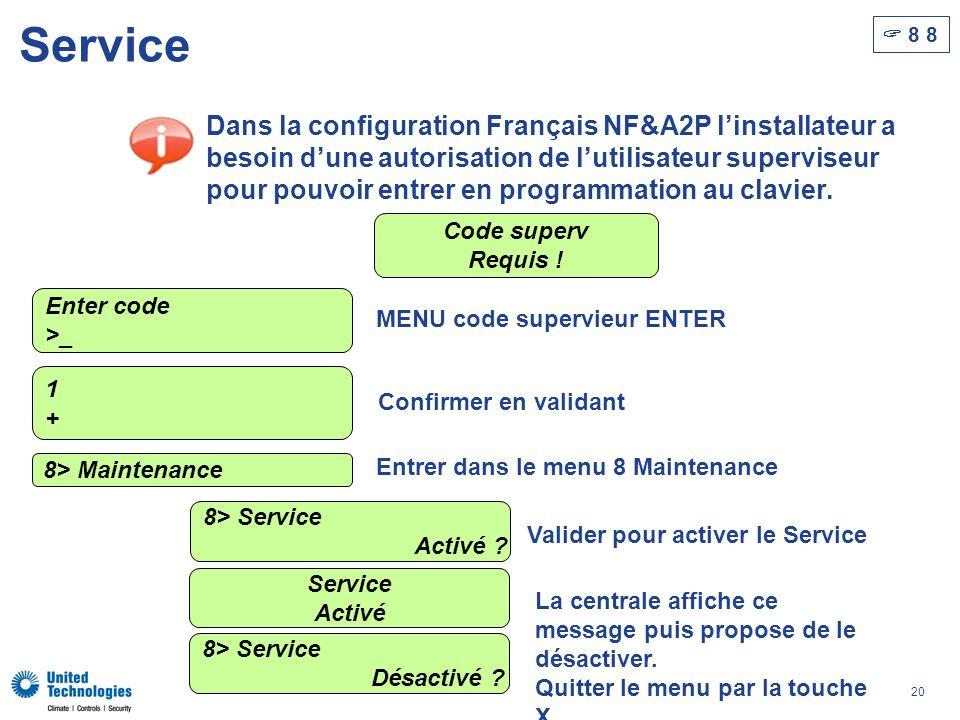 Service  8 8.