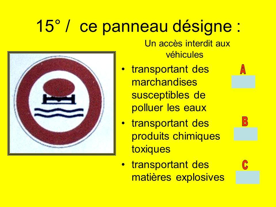 Un accès interdit aux véhicules