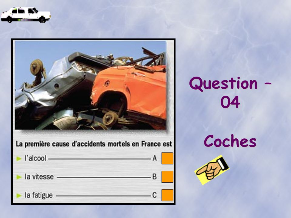 Question – 04 Coches