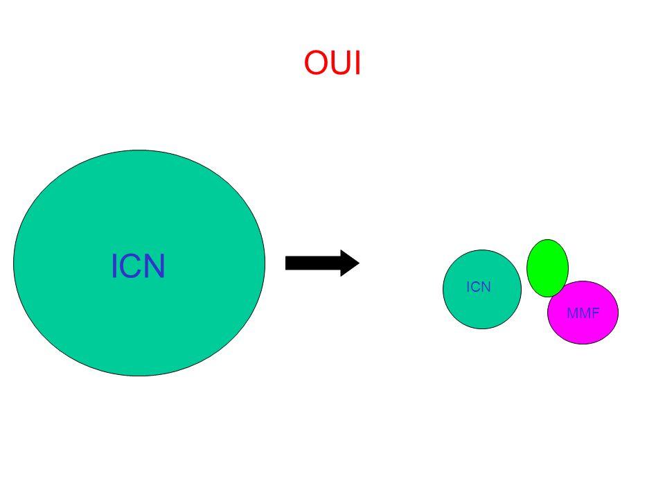 OUI ICN ICN MMF