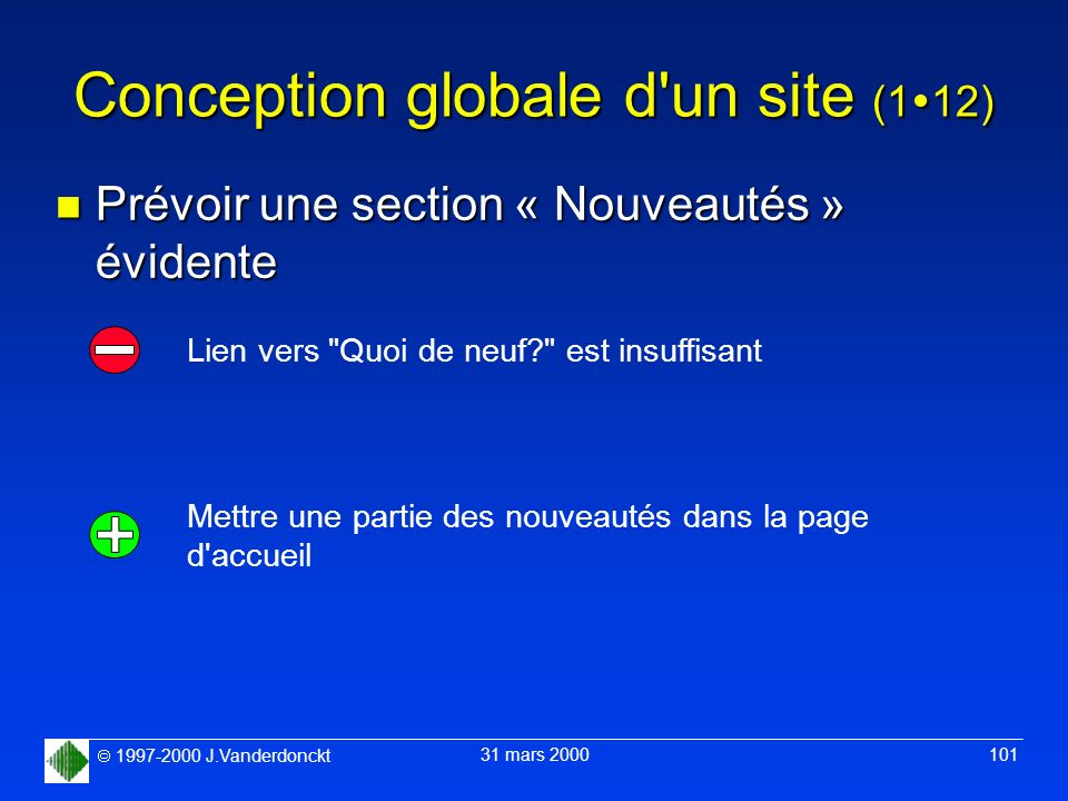 Conception globale d un site (112)