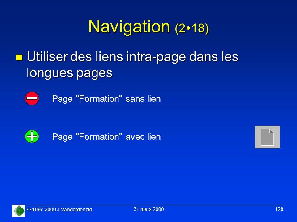 Navigation (218) Utiliser des liens intra-page dans les longues pages